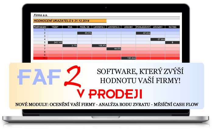 Finan�n� anal�za - software